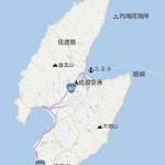自転車で佐渡島を一周する計画を立てる。 その(1)続き