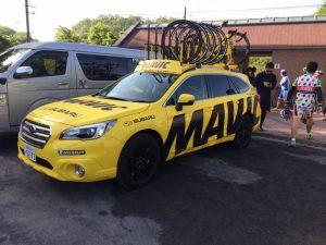mavicの車